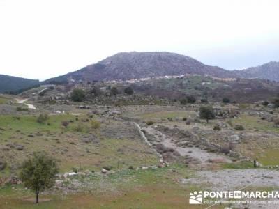 Silla de Felipe II y la Machota;senderos del sur; senderos locales